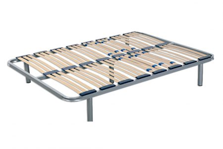 Adjustable multiple slats mattress base