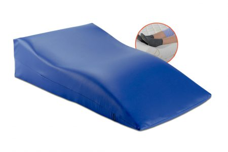 Memory foam footrest wedge