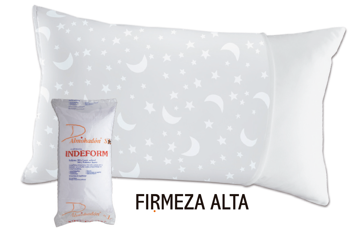 Almohada Indeform